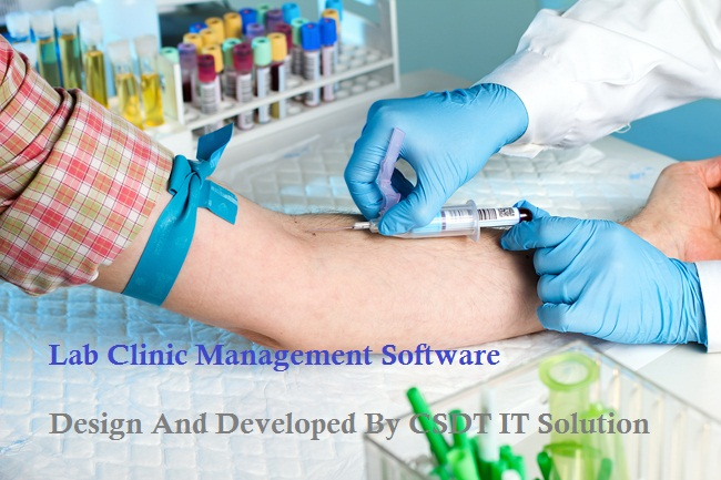 software for Lab Clinic