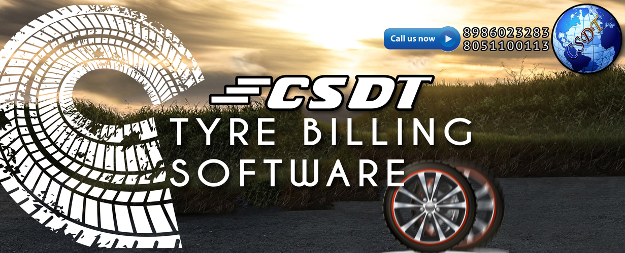 Tyre Billing Inventory Software