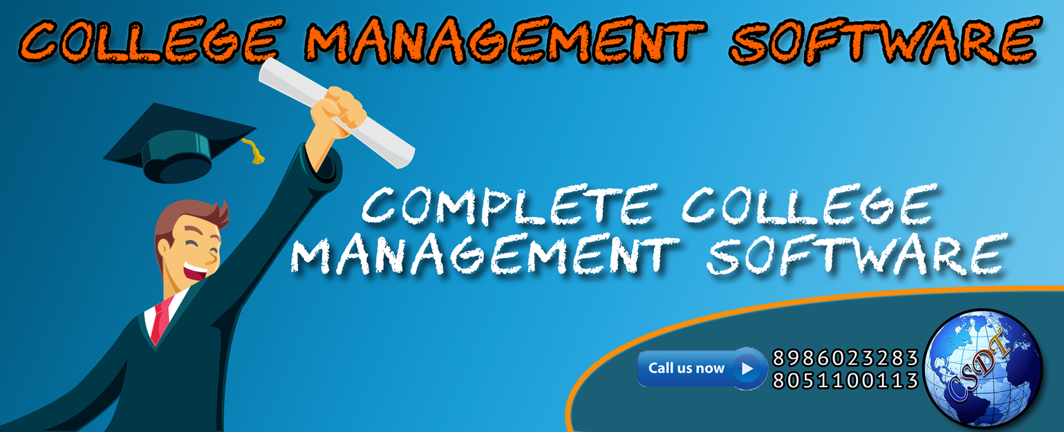 College Management software development company in patna